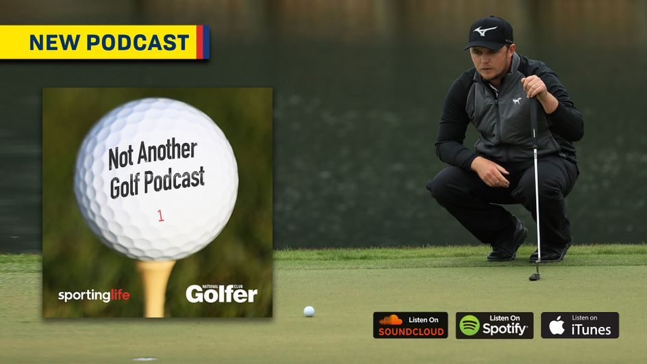 Get more details about our brand new golf podcast below