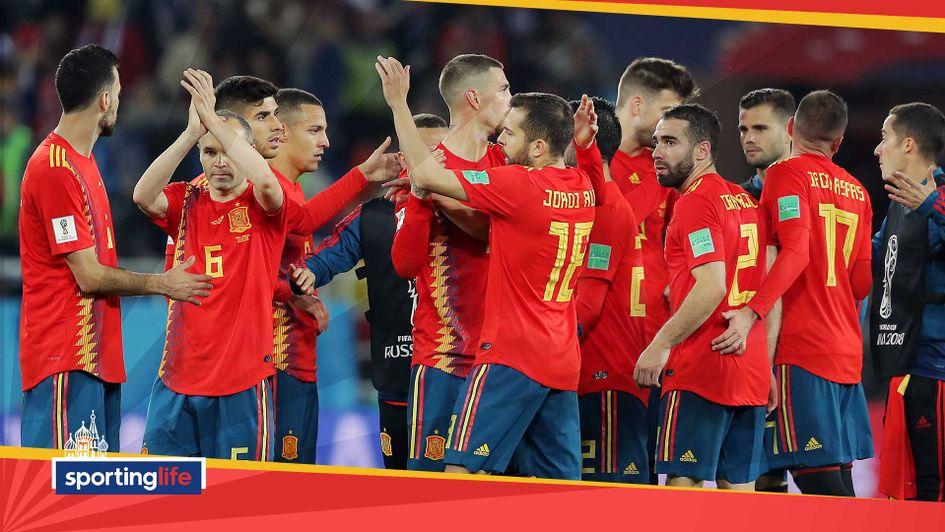 Spain 2-2 Morocco, Iran 1-1 Portugal: Spain top Group B