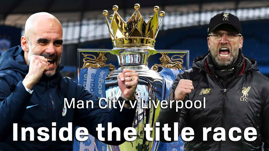 Sporting Life goes inside the title race as Liverpool challenge champions Manchester City