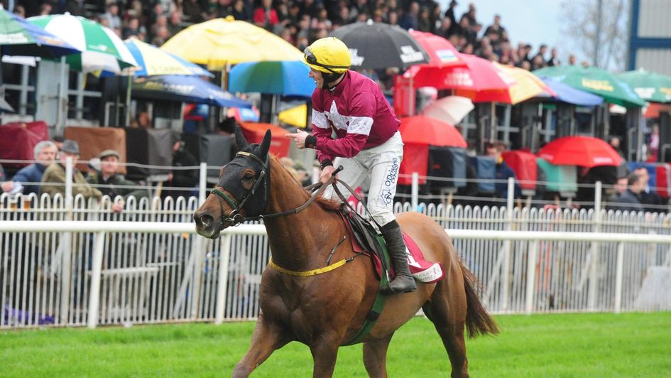 Road To Respect wins at Down Royal