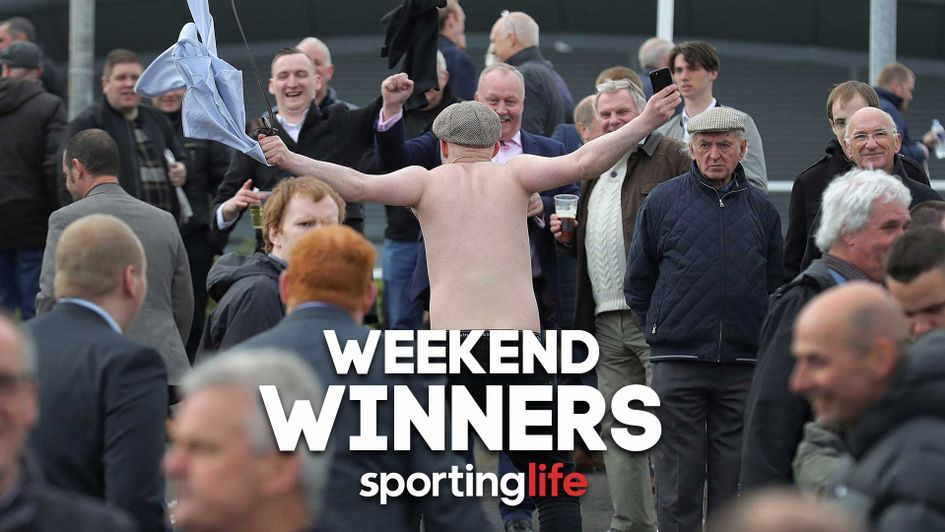 Get the latest Weekend Winners