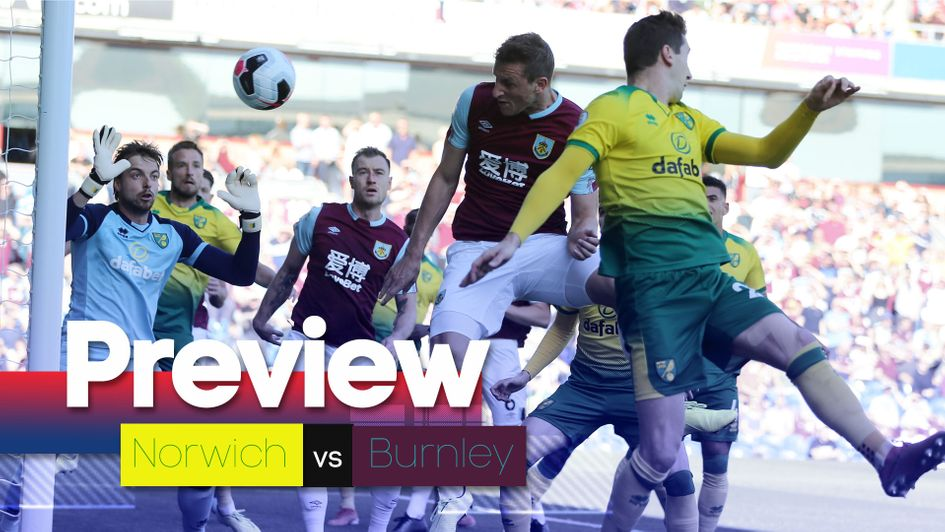 Norwich V Burnley Betting Preview Free Premier League Tips Prediction Stats Latest Odds On Game At Carrow Road