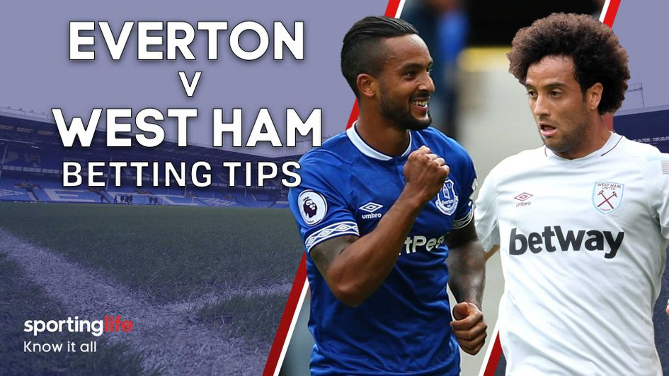 Everton host West Ham in the Premier League on Sunday