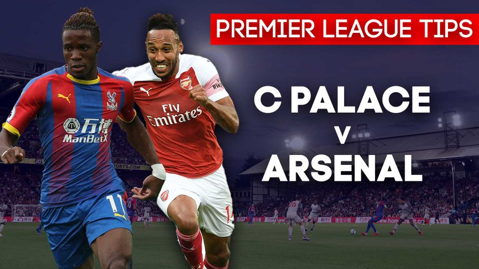 Crystal Palace v Arsenal betting preview: Free Premier League tips