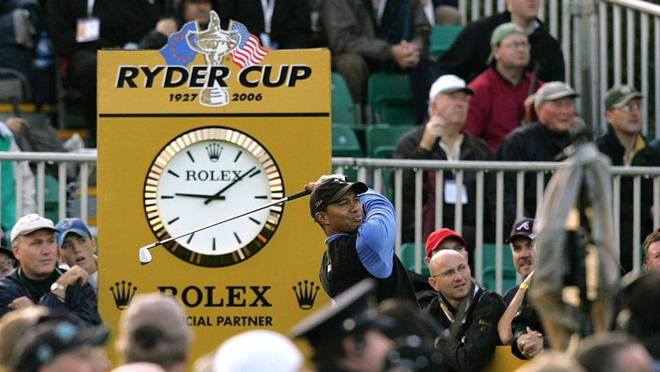 Tiger Woods: Expected to return to the Ryder Cup side