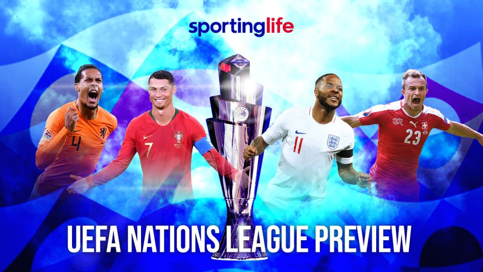Follow Sporting Life's coverage of the Nations League