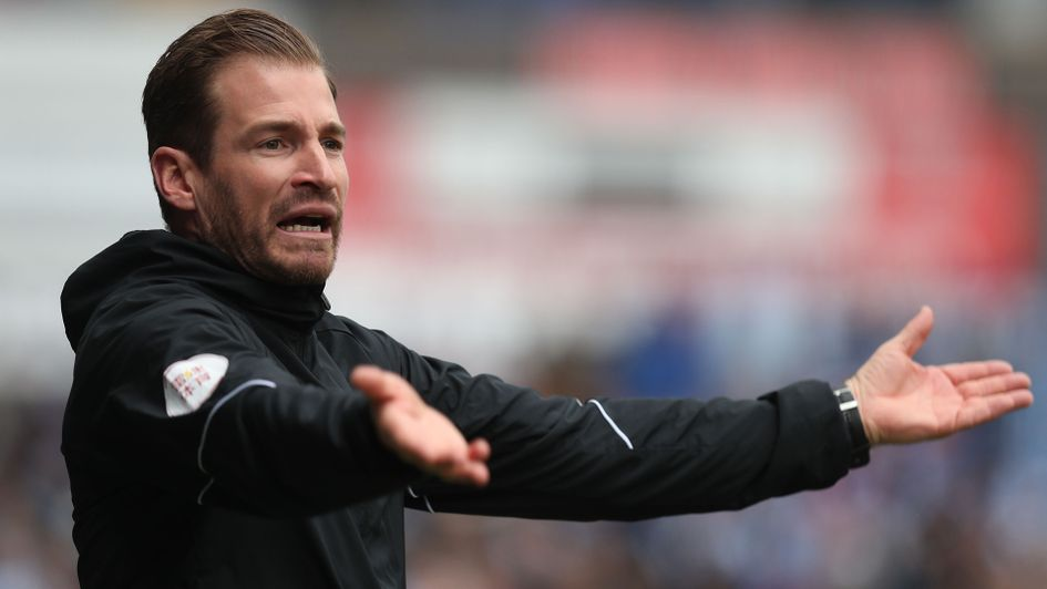 Jan Siewert was defiant in his response to Huddersfield's cup defeat
