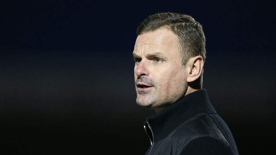 Richie Wellens Swindon still have a great chance of making the Sky Bet League Two play-offs