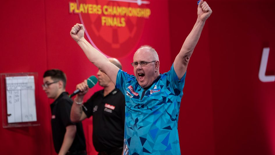 Darts results: Ian White beats James Wade in the Players ...