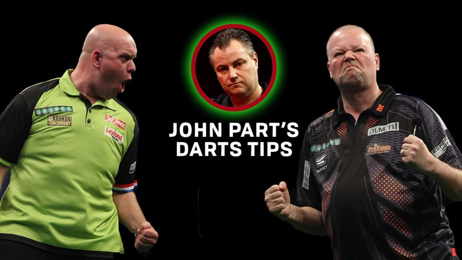 MVG and Barney will collide in Rotterdam tonight!