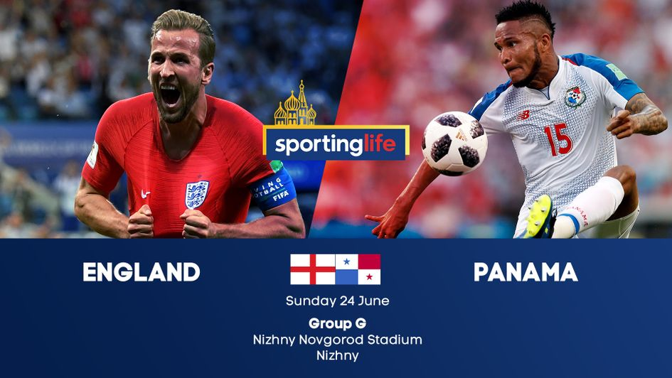 England v Panama: Group G at the 2018 World Cup