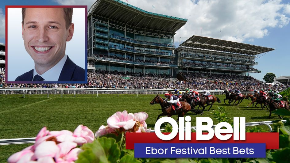 Oli Bell looks ahead to the action on the Knavesmire