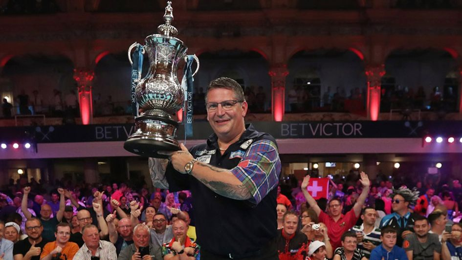 World Darts Matchplay