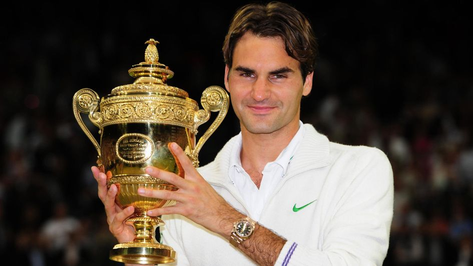 Roger Federer: Will he get his hands on the trophy again?