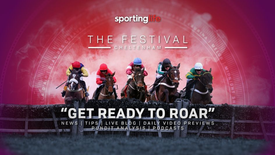 The best coverage of the Cheltenham Festival with Sporting Life