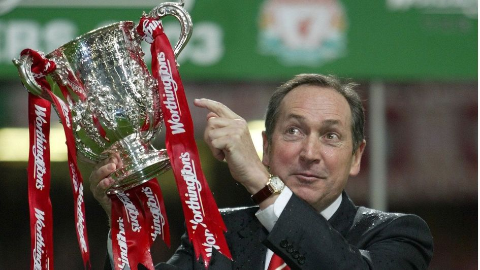 Gerard Houllier: Former Liverpool manager dies aged 73