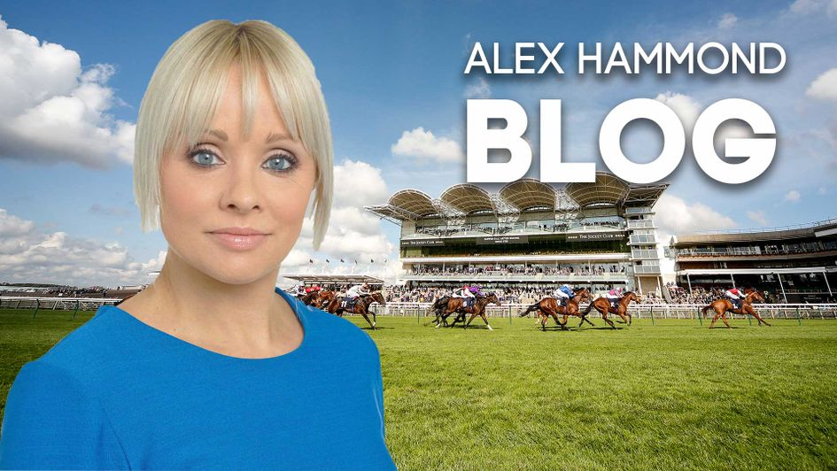 Alex Hammond brings you her tips for this weekend's racing