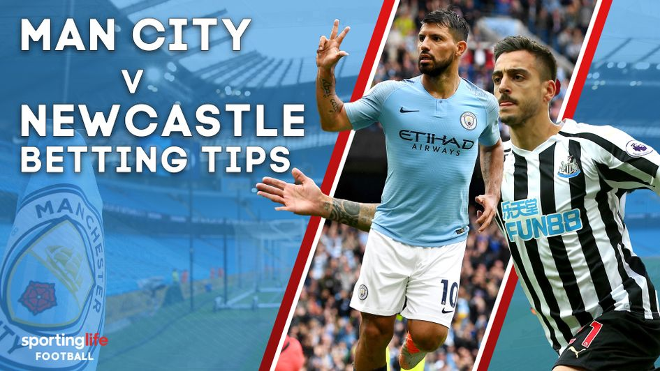 Man City v Newcastle: Sporting Life's preview of Saturday's evening game