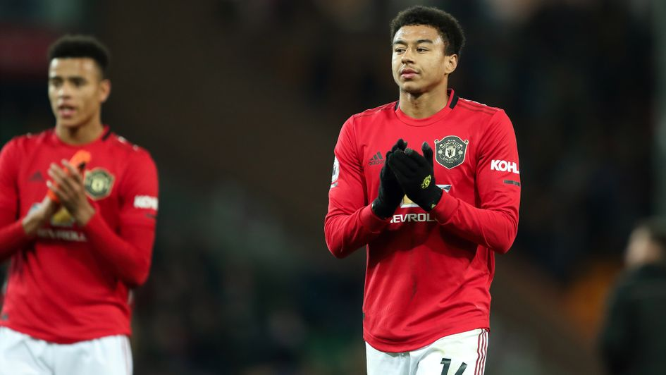 Jesse Lingard: Manchester United midfielder backed to kick on after returning from injury