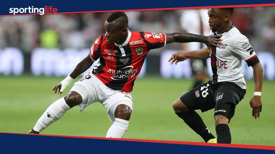 Jean Michael Seri (left) is set to join Fulham