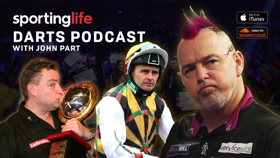 Scroll down to listen to this week's Sporting Life Darts Podcast