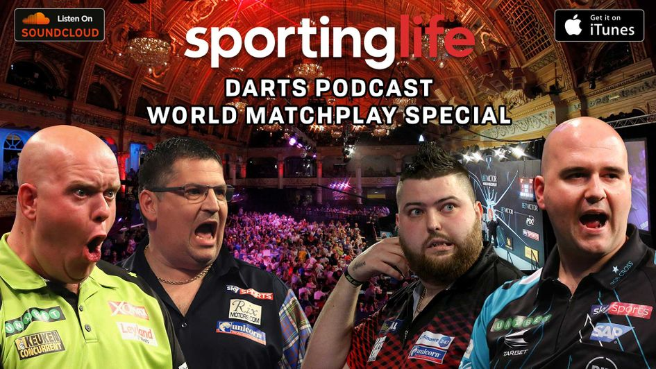 Sporting Life's Dom and Chris talk all things World Matchplay with John Part