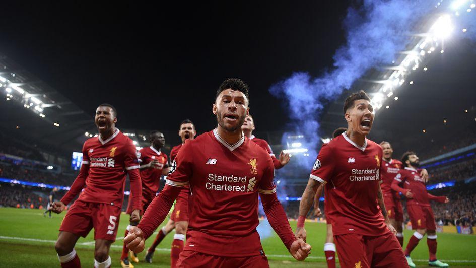 Champions League Semi Final Liverpool V Roma Team News