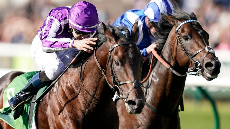 Ten Sovereigns beats Jash in the Middle Park