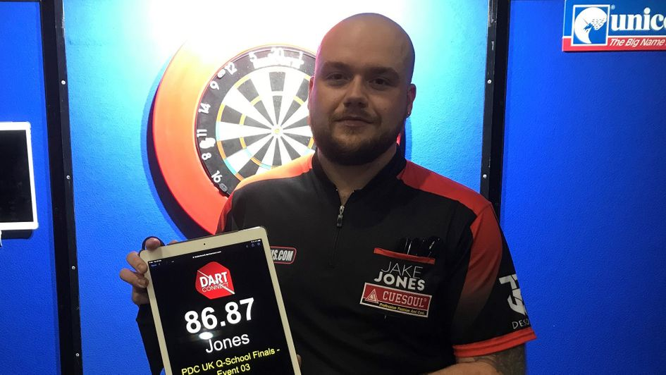 Jake Jones (Picture: PDC)