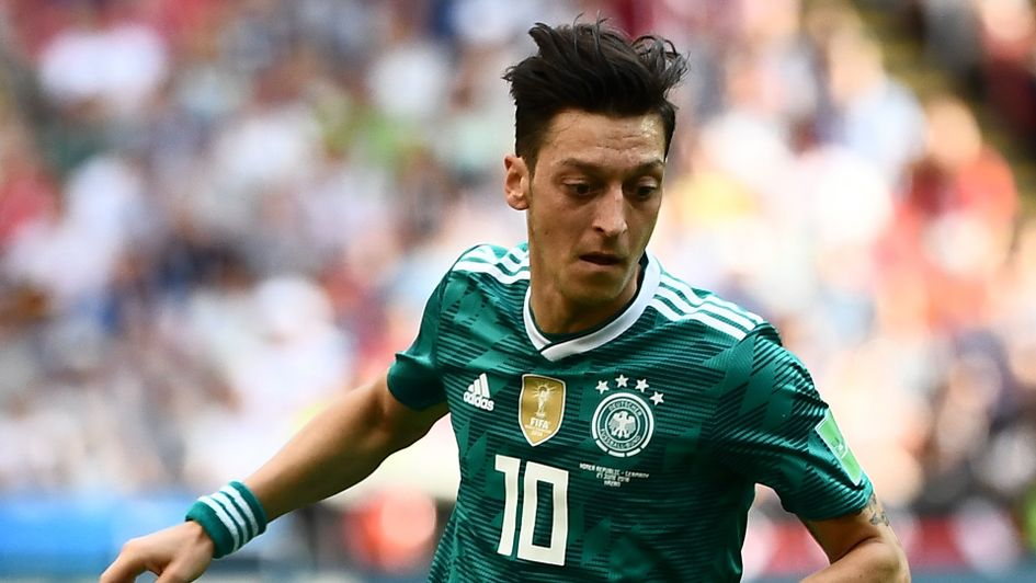 Mesut Ozil retires from international football