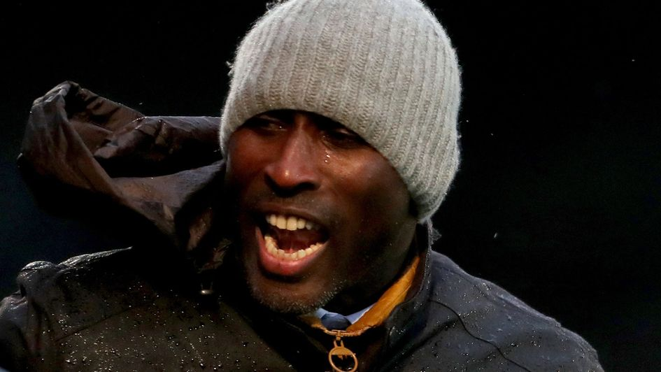 Sol Campbell's Macclesfield are now 5/6 to stay in the Football League