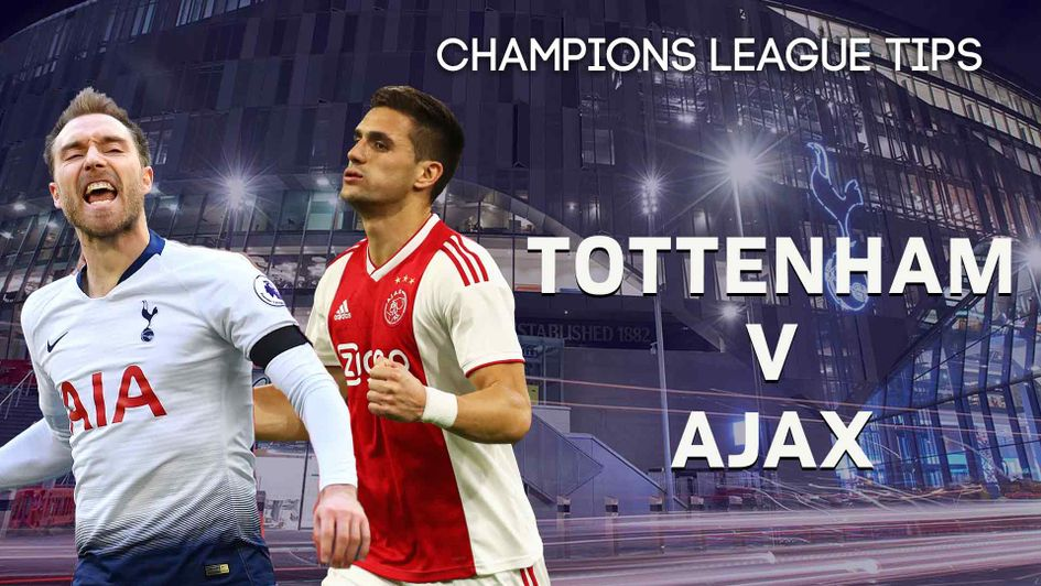 Tottenham v Ajax betting preview: Free Champions League