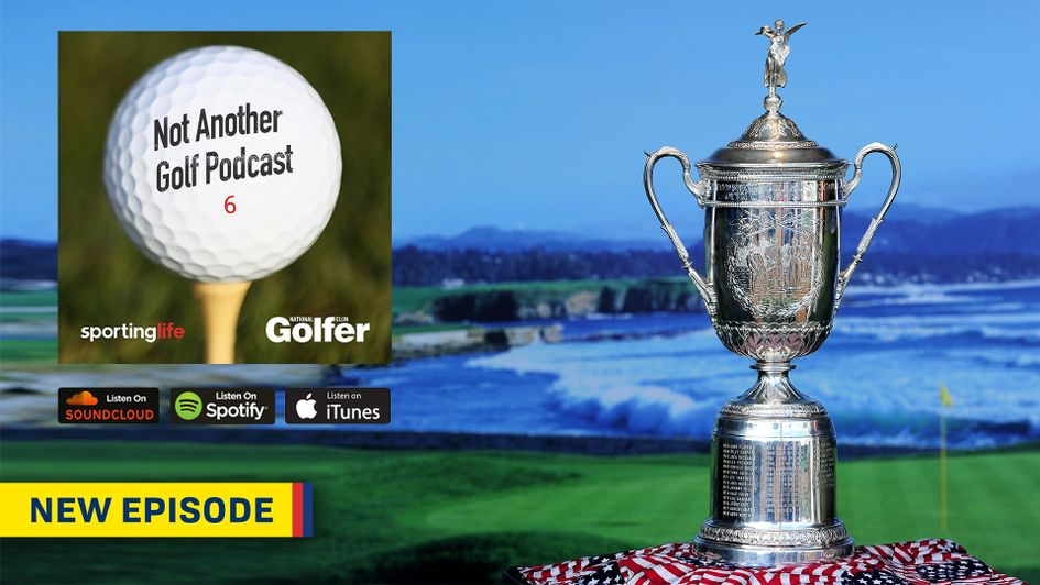 Alex Perry and Ben Coley chat US Open with guest Matthew Southgate
