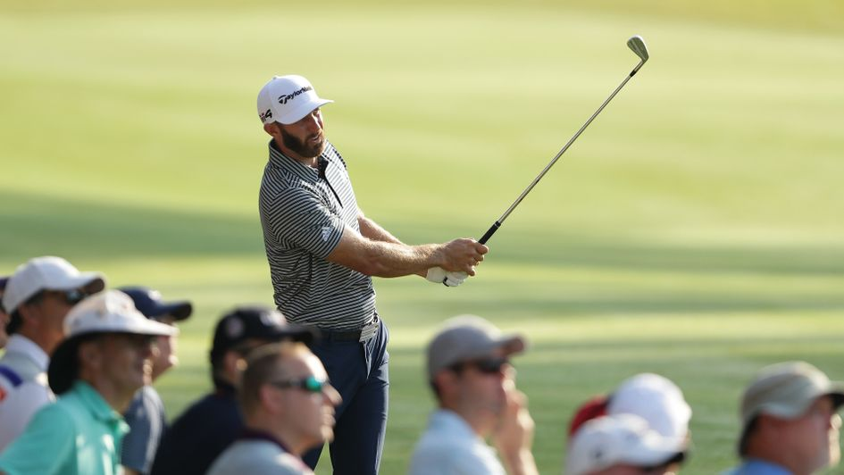 Dustin Johnson: Expected to build on fine start