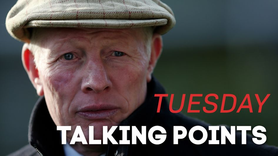 b8a2dad35ee55 Tuesday Talking Points  Matt Brocklebank looks at the day s racing ...