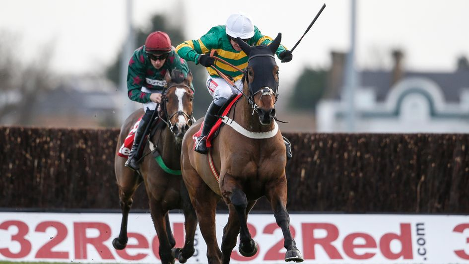 Hell's Kitchen pictured winning from Mister Whitaker on Boxing Day
