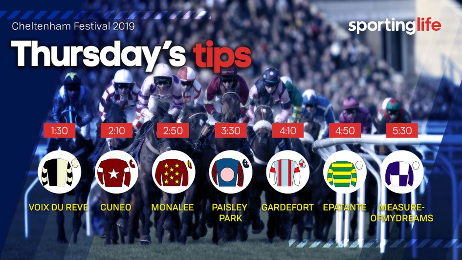 Check out the Sporting Life Thursday tips