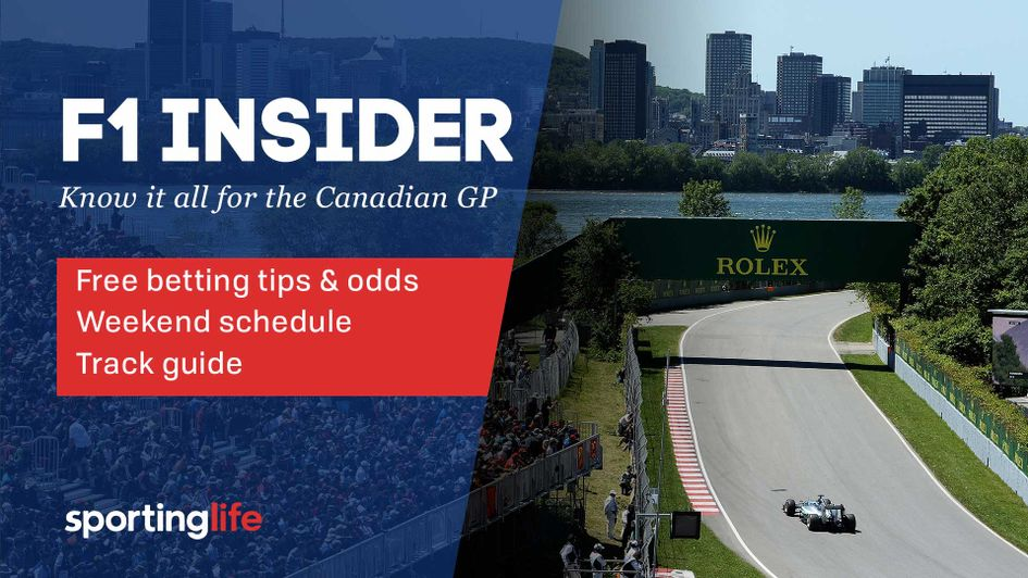 All you need to know ahead of the Canadian Grand Prix