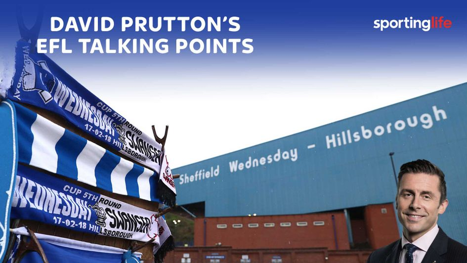 Sheffield Wednesday are one of the hot topics for David Prutton