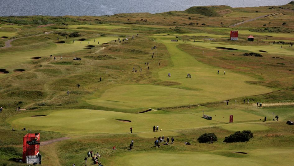 The Open returns to Carnoustie