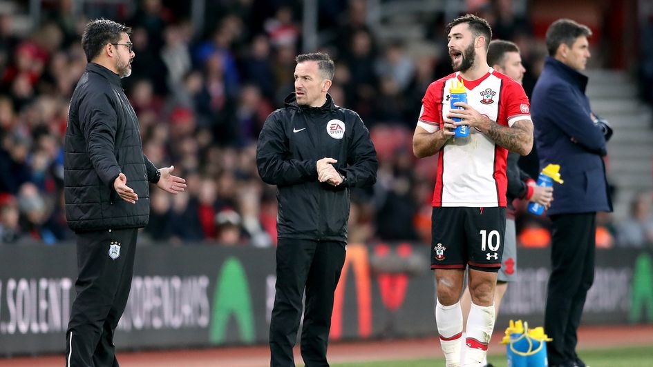 Charlie Austin: Charged by the FA