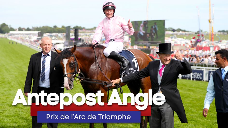 Anthony Van Dyck looks over-priced for the Arc