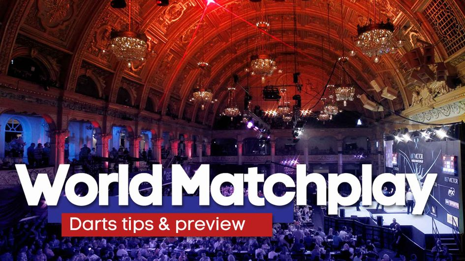World Matchplay: Free darts betting tips and preview as Gary