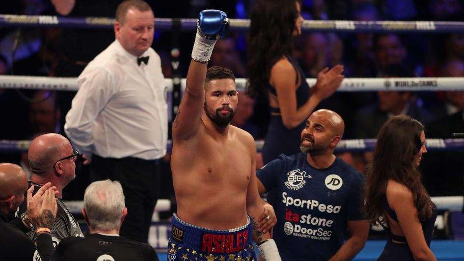 Tony Bellew: The Liverpudlian considers his next move after beating David Haye