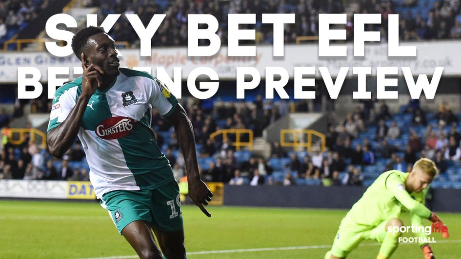 Our best bets for the latest Sky Bet EFL games