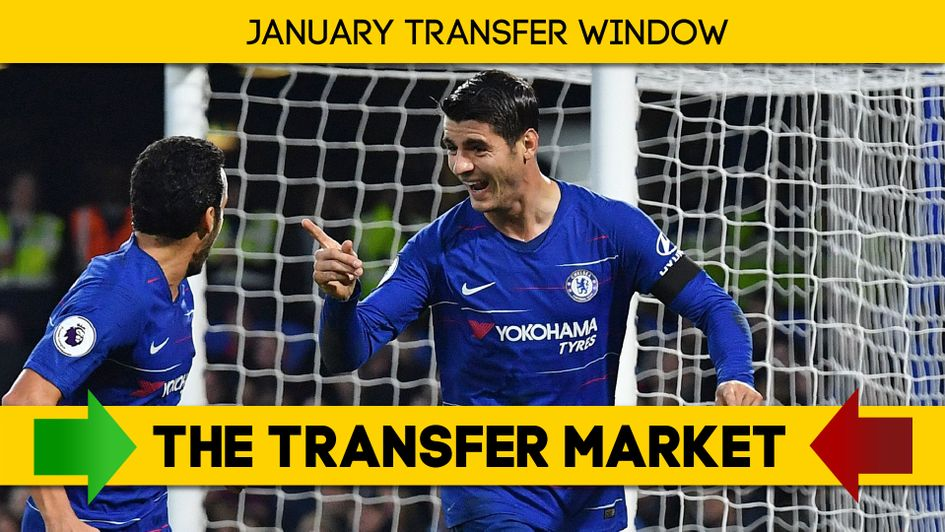 The latest done deals and transfer rumours with Sporting Life