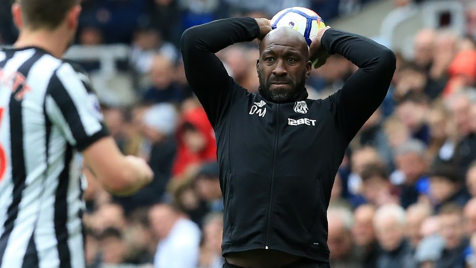 Darren Moore takes full-time charge of West Bromwich Albion