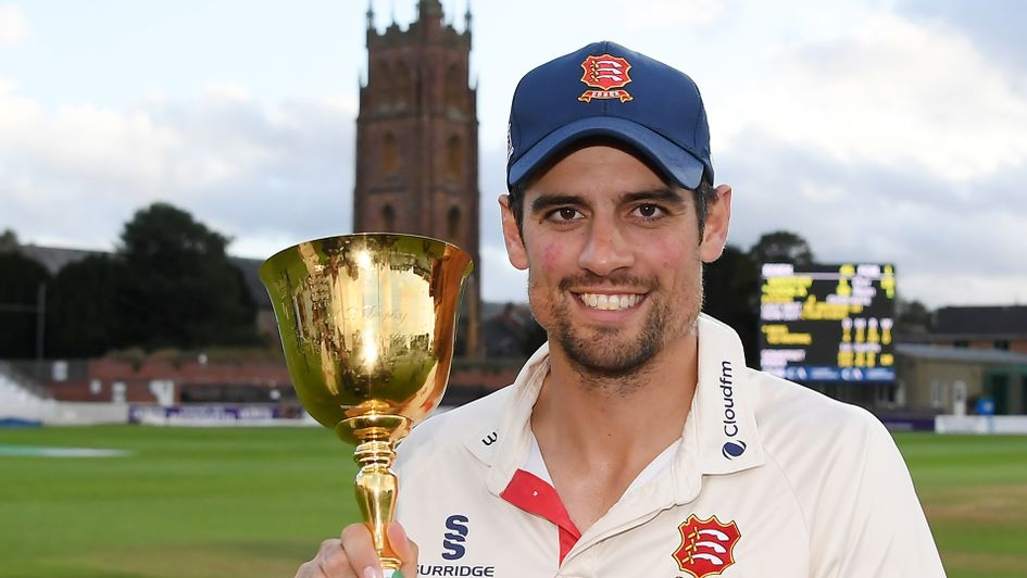 Sir Alastair Cook of Essex