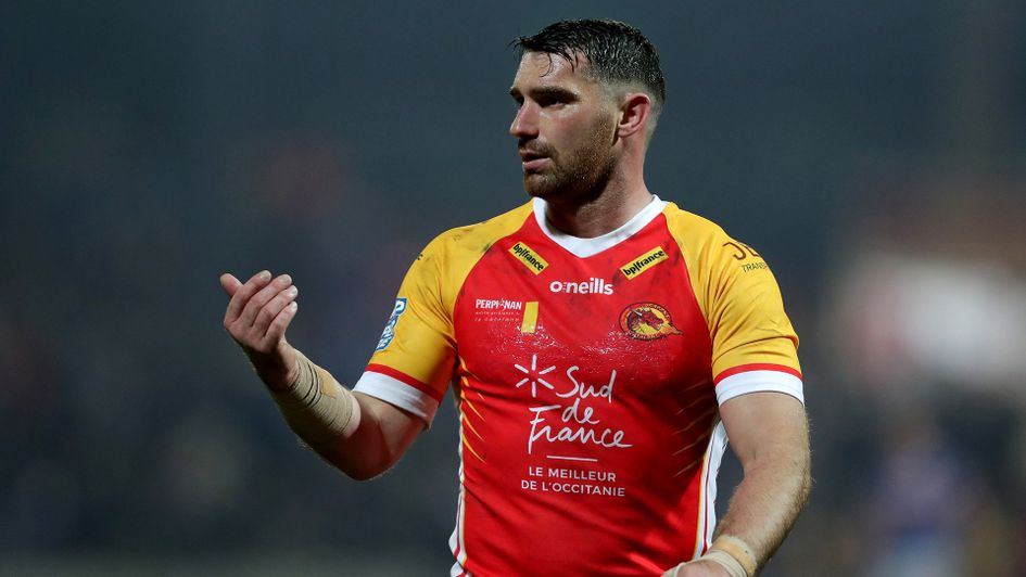 Matty Smith - released by Catalan Dragons