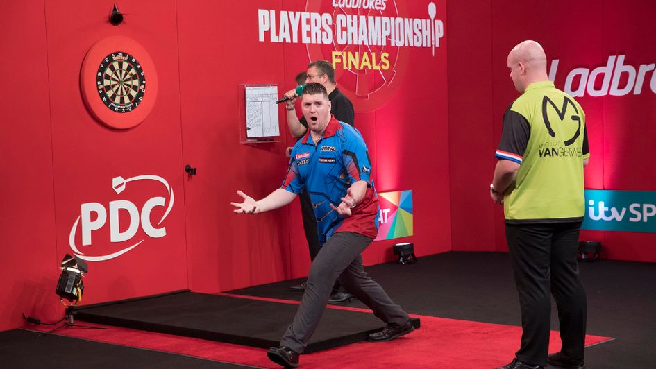 Darts players championship betting odds how to bet on pgi team